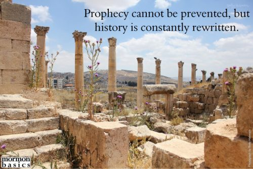 prophecy and history
