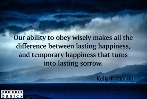 willing obedience