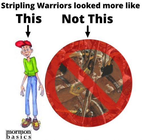 stripling warrior