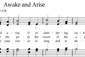 awake and arise
