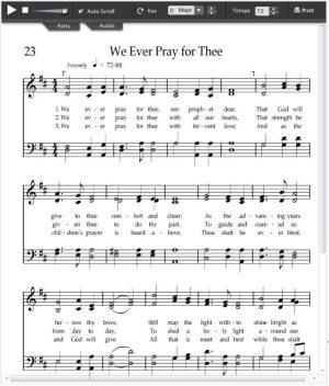 ever pray
