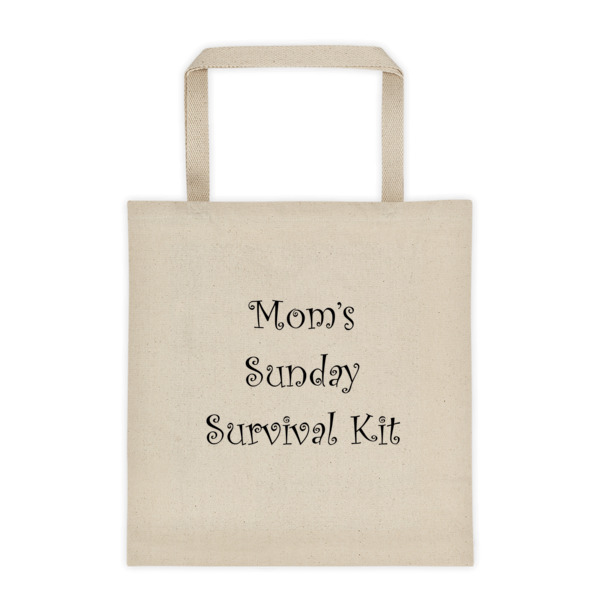 4f3afc992b Tote bag - Survival Kit - Gospelstudy.us