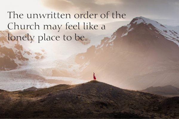 unwritten order