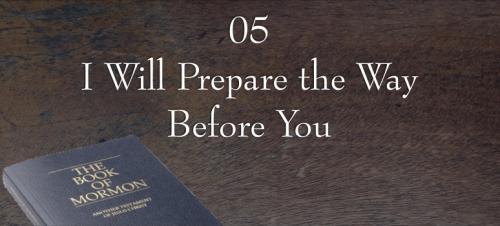 prepare a way