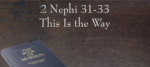 doctrine of Christ
