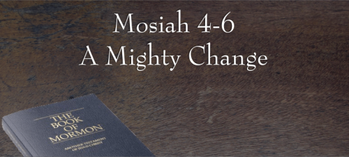 mighty change