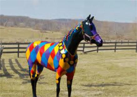 Horse Color 2A
