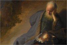 Jeremiah, the iron pillar