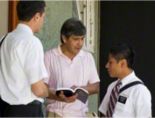 The Purposes of Being A Missionary