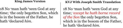 Scripture Tips JST
