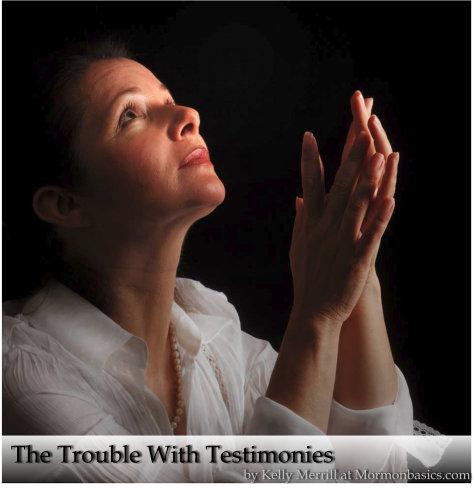 Trouble w Testimonies