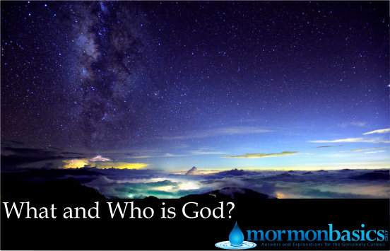What and Who is God